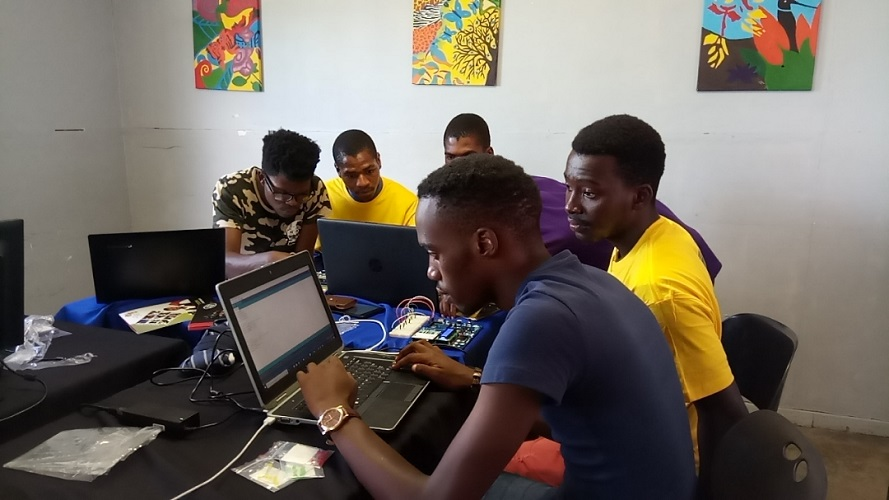 Arduino Day 2019 with TME Education