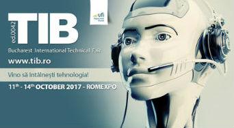 Ви зустрінете нас на виставці TIB в Румунії