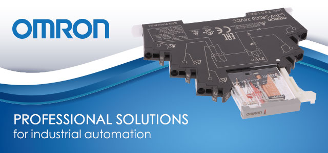 Omron – professional solutions for industrial automation