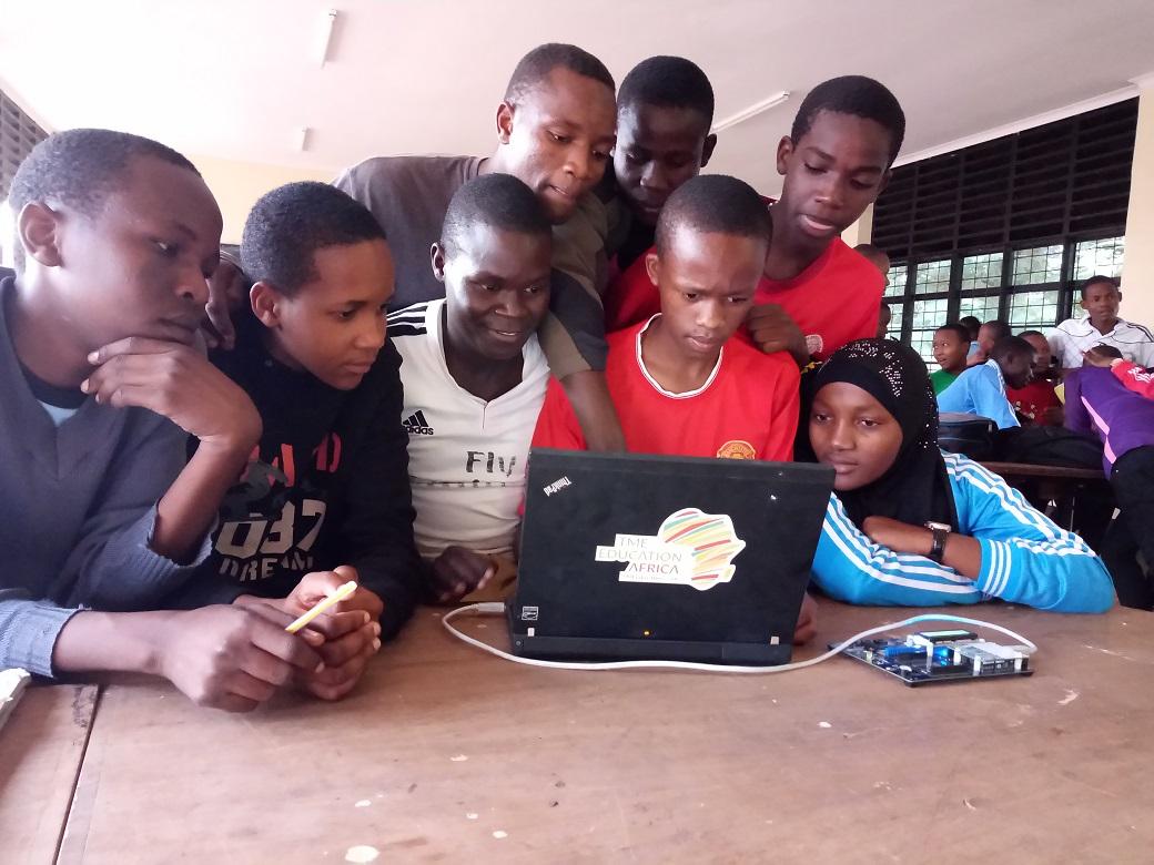 Read about TME Education training in Moshi and Tanga (Tanzania)!