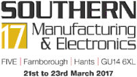 We will be exhibiting at the Southern Manufacturing  and  Electronics fair