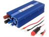 IPS-800 12V/230V | Měnič: automobilový dc/ac; 400W; Uvýst: 230VAC; Výv: síťové 230 V