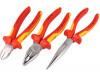 00 20 12 | Pliers; Pcs: 3; insulated; Package: cardboard packaging; steel