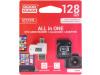 M1A4-1280R11 | Pamäťová karta; SD XC Micro; 128GB; Čítanie: 60MB/s; Zápis: 10MB/s