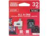 M1A4-0320R12 | Pamäťová karta; SD HC Micro; 32GB; Čítanie: 100MB/s; Zápis: 10MB/s