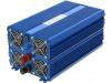 IPS-5000S 24V/230V ECO MODE | Měnič: automobilový dc/ac; 2,5kW; Uvýst: 230VAC; Výv: síťové 230 V