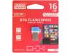 ODD3-0160B0R11 | Pendrive; USB 3.0; 16GB; Čtení: 35MB/s; Zápis: 10MB/s; Barva: modrá