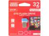ODD3-0320B0R11 | Pendrive; USB 3.0; 32GB; Čtení: 35MB/s; Zápis: 10MB/s; Barva: modrá