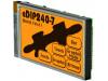 EA EDIP240J-7LAT | Zobrazovač: LCD; grafický; 240x128; FSTN Positive; černá; 113x70mm