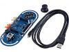 ARDUINO ESPLORA | 开发工具: Arduino; uC: ATMEGA32U4; ICSP,USB B micro,引脚条