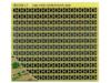 RE1210-LF | Lemez: univerzális; egyoldalú,prototípus; W: 90mm; L: 100mm
