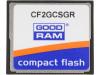 CF2GCSGRB | Pamäťová karta; priemyselná; Compact Flash,SLC; 2GB; 0÷70°C