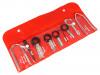 KLUCZ-65.230 | Kľúč pre demontáž rádia; Alfa Romeo,Audi,BMW,Fiat,Ford,Opel