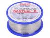 030531 100G | Resistance wire; 19.1Ω/m; -100÷1300°C; Øout: 0.3mm; FeCrAl; 0,1kg