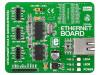 SERIAL ETHERNET | Laajennuslevy; RJ45,IDC10; Rajapinta: Ethernet,SPI