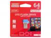 ODD3-0640B0R11 | Pendrive; USB 3.0; 64GB; Luku: 35MB/s; Tallennus: 10MB/s