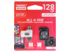 M1A4-1280R11 | Memory card; SD XC Micro; 128GB; Read: 60MB/s; Write: 10MB/s