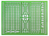 MS-DIP/SMD5 | Board: universal; single sided,prototyping; W: 60mm; L: 80mm