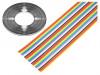FLCC-34/30 BQ CABLE, Ribbon Cables