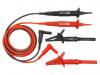 CIH3007 | Akces.pom: przewód pomiarowy; 10A; Mat.izol.przew: silikon; 1,5m