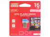 ODD3-0160B0R11 | Pendrive; USB 3.0; 16GB; Luku: 35MB/s; Tallennus: 10MB/s