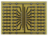 PP-UM3 | Board: universal; single sided,prototyping; W: 52mm; L: 72mm