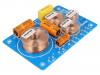 5411   Filter: audio crossover; 4Ω; Pmax: 160W; 800/5000Hz; 12dB/oct