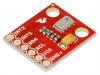 SEN-11084 | Sensor: atmospheric; barometer,altitude; I2C; IC: MPL3115A2