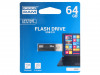 UCU2-0640E0R11 | Pendrive; USB 2.0; 64GB; Luku: 20MB/s; Tallennus: 5MB/s