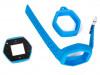 HEXIWEAR COLOR PACK BLUE | Behuizing; Werkt samen met: MIKROE-2026; Kleur: blauw