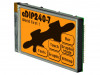 EA EDIP240J-7LAT | Display: LCD; graphical; 240x128; FSTN Positive; black; 113x70mm