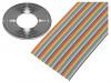 FLCC-50/30 BQ CABLE, Ribbon Cables