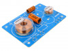 5401 | Filter: audio crossover; 4Ω; Pmax: 160W; 3000Hz; 12dB/oct; P: 100W