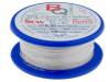 SCW-0.35/100 BQ CABLE, Ezüstözött rézhuzal