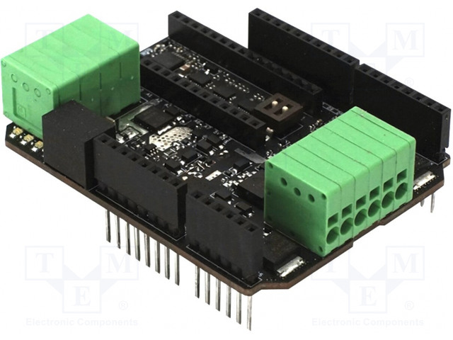 MB V&V TECH POWER SHIELD 6+6 T800 FOR ARDUINO - Expansion board