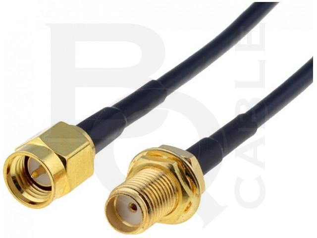 SMA-SMF/50/10 BQ CABLE, Kábel