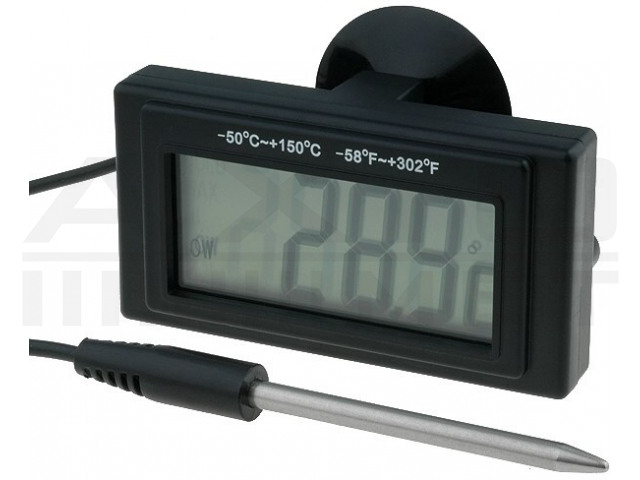 MOD-TEMP104C AXIOMET, Aparat de măsurare a temperaturii