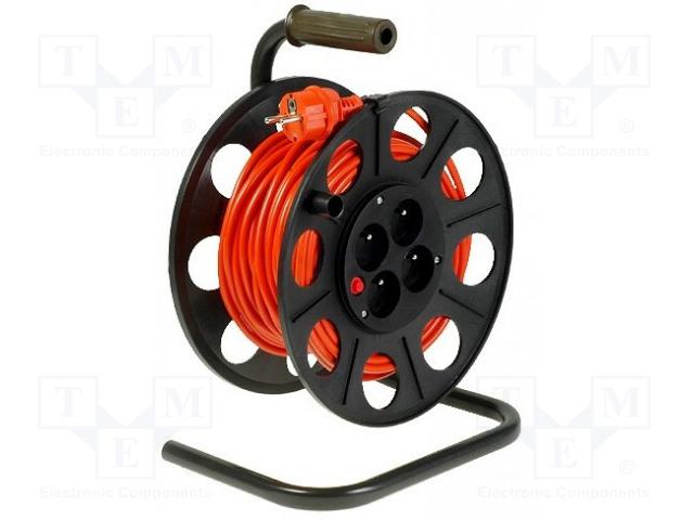 JONEX PS-B2T/25-1.5 - Prodlužovací síťový kabel