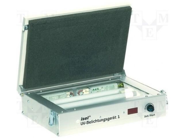 ISEL BEL14007 - Osvitové zařízení UV