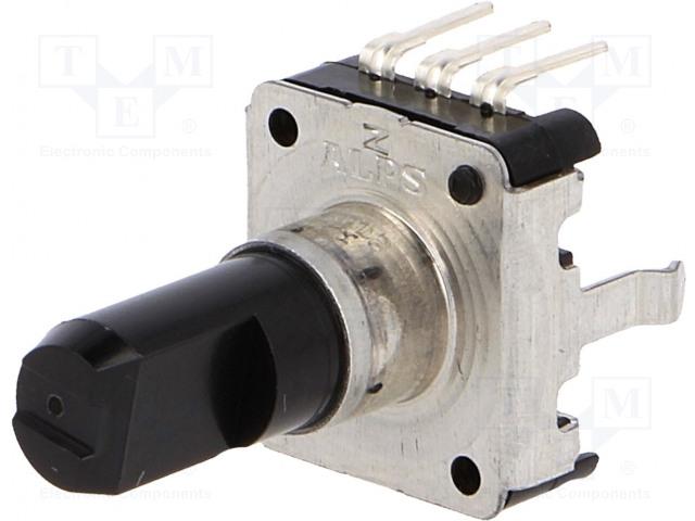 ALPS EC12E24104A6 - Enkodér: inkrementální