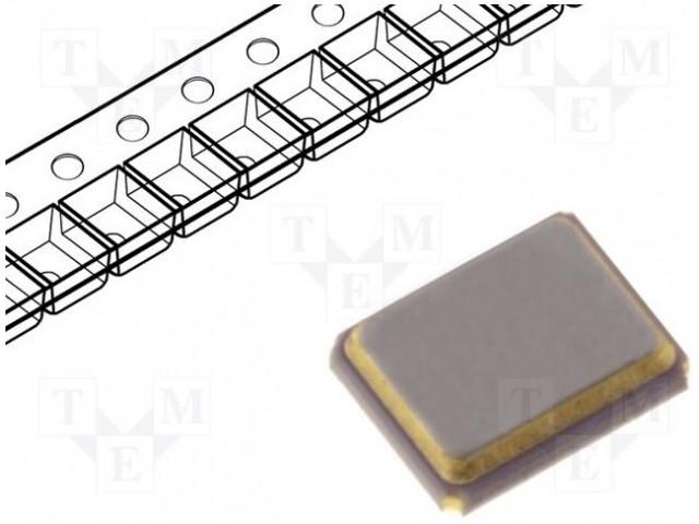 IQD FREQUENCY PRODUCTS LFXTAL055293BULK - Rezonátor: kryštálový