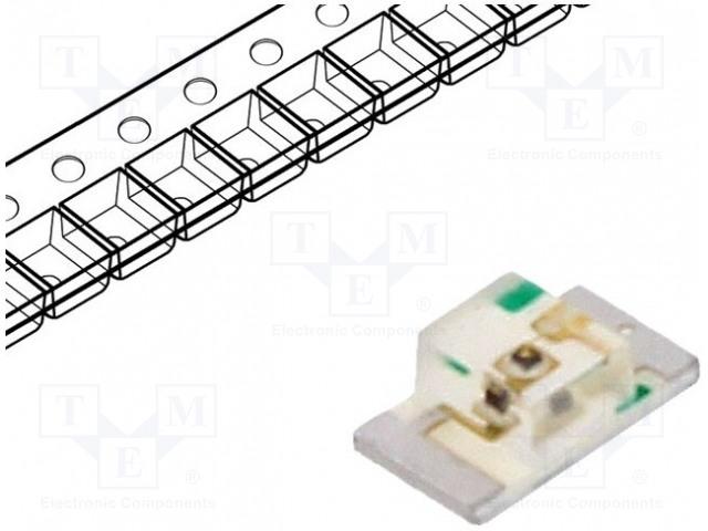 KINGBRIGHT ELECTRONIC KPTR-3216SRCPRV - LED