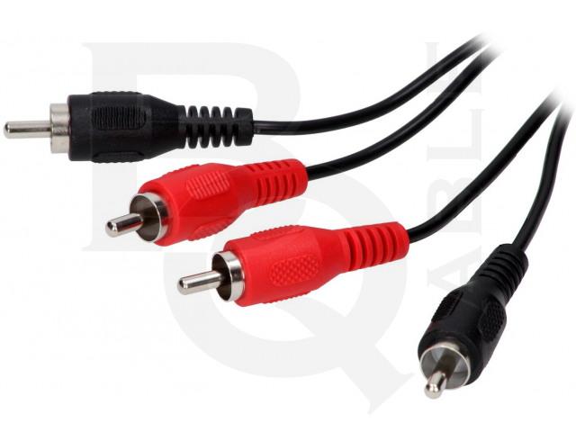 BQC-2RP2RP-0500 BQ CABLE, Kábel