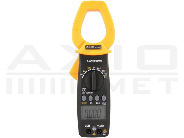 AX-351 AXIOMET, Digitale stroomtang AC