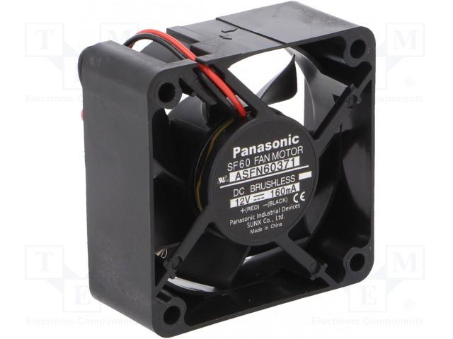 PANASONIC ASFN60371 - Lüfter: DC
