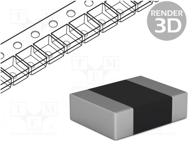 SAMSUNG CL32A475KAULNNE - Kondenzátor: keramický