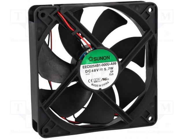 SUNON EEC0254B1-000U-A99 - Ventilátor: DC
