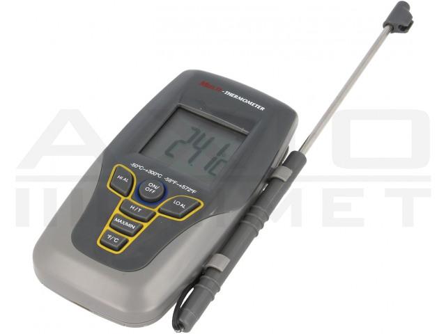 DM-9258 AXIOMET, Medidor de temperatura
