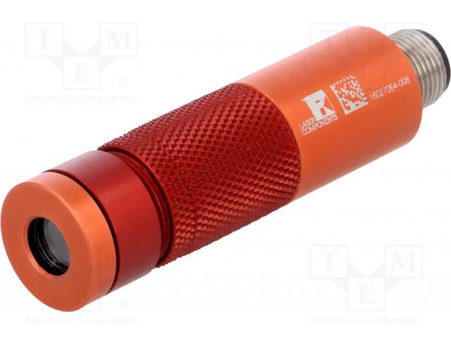 Laser Components FP-HD-DOE-520-7-289-F - Modul: laserový