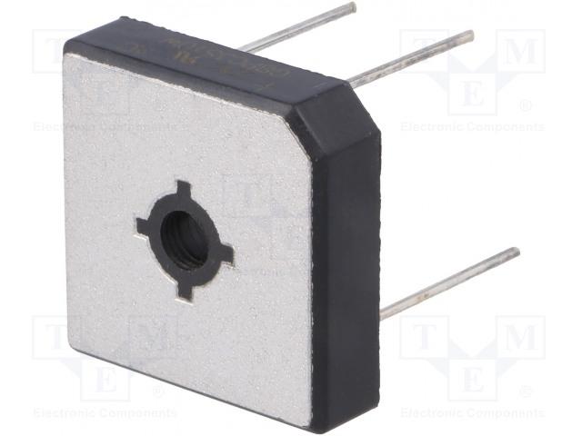 DC COMPONENTS GBPC3510W - Jednofázový usměrňovací můstek